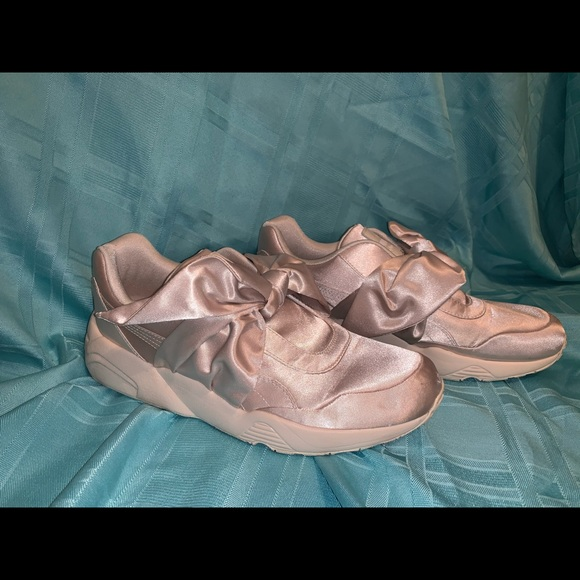 Puma Shoes   Fenty X Bow Tie Sneakers